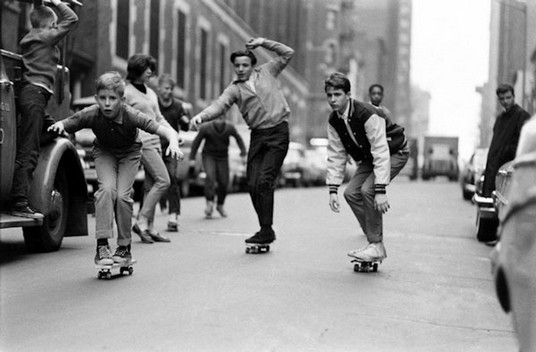 When did longboarding start?